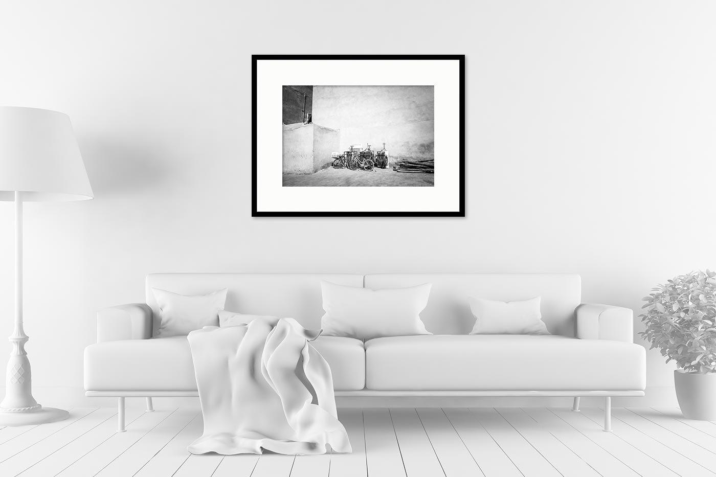 Cadre galerie 60x80 Sleigh