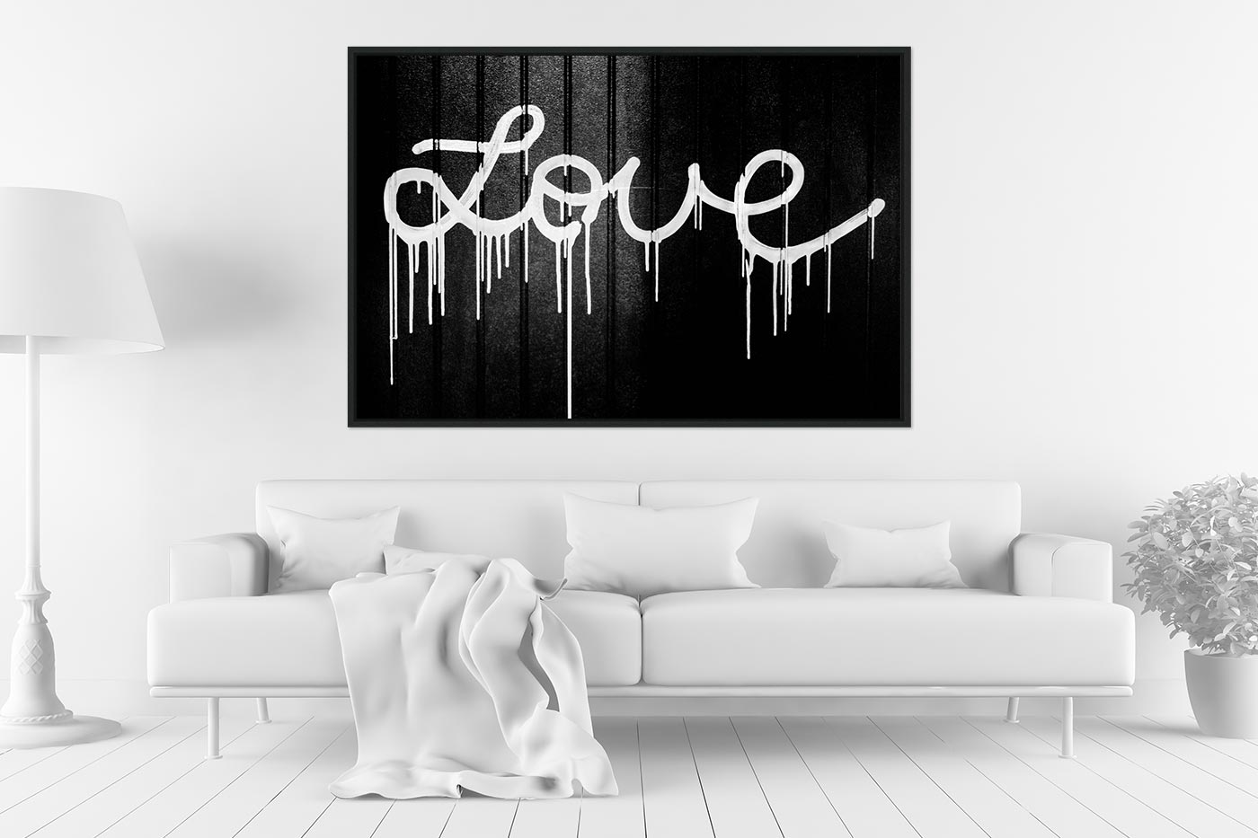 Caisse americaine 80x120 Love