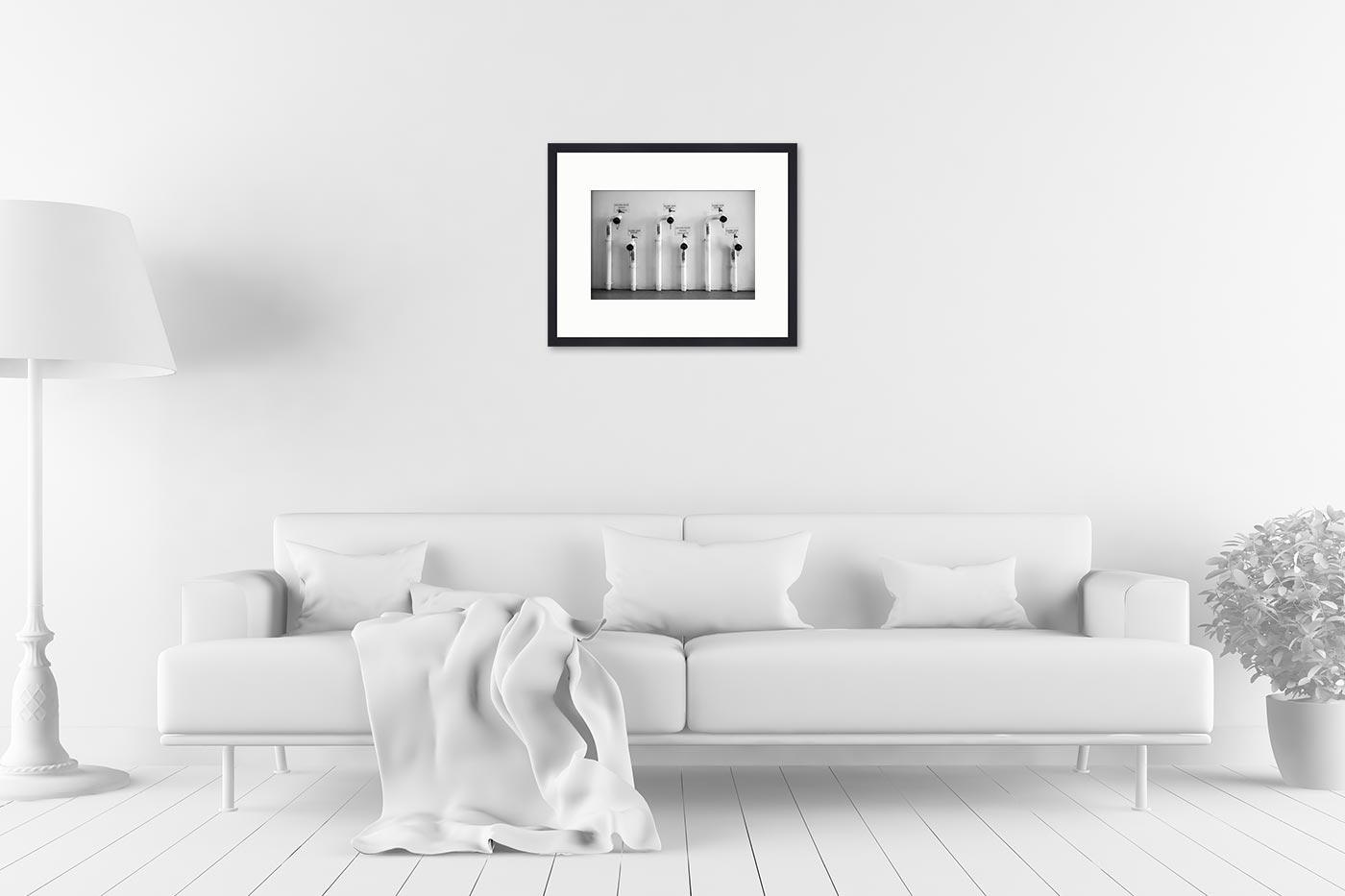 Cadre galerie 40x50 Family Tubes