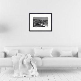 Premium print 24x36 + gallery frame