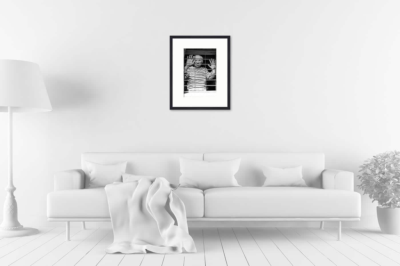 Cadre galerie 40x50 Pablo