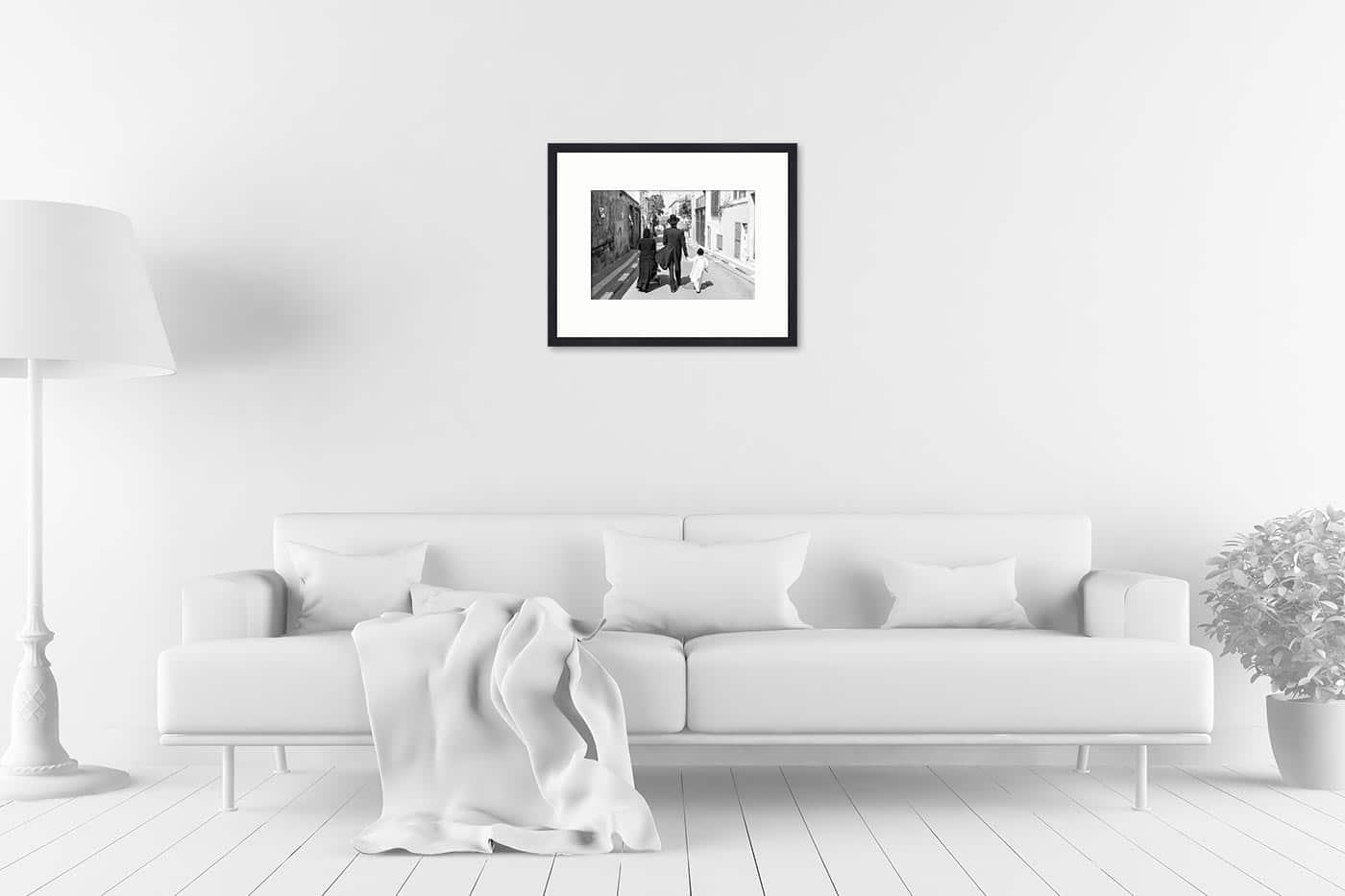 Cadre galerie 40x50 Pourim