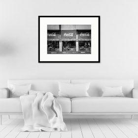 Premium print 40x60 + gallery frame