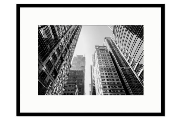 Gallery frame Buildings Chicago