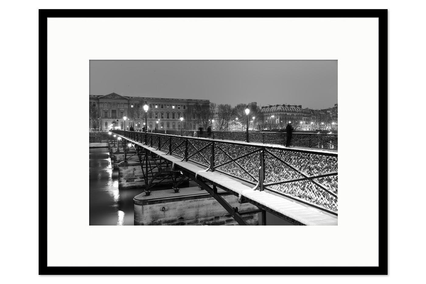 Gallery frame Lovers Bridge