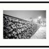 Cadre galerie Snowy Lovers' Bridge
