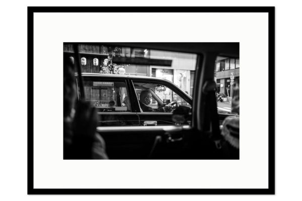 Gallery frame Taxi 3510