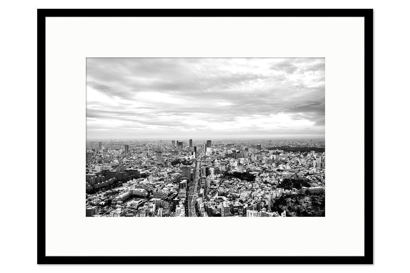 Cadre galerie Tokyo City