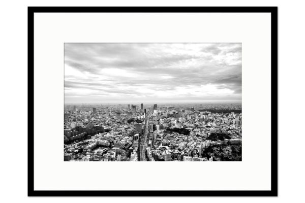 Gallery frame Tokyo City