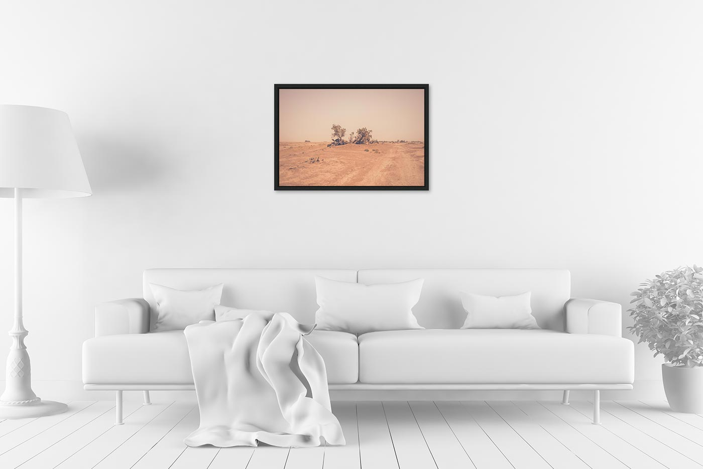 Caisse americaine 40x60 Camels Desert