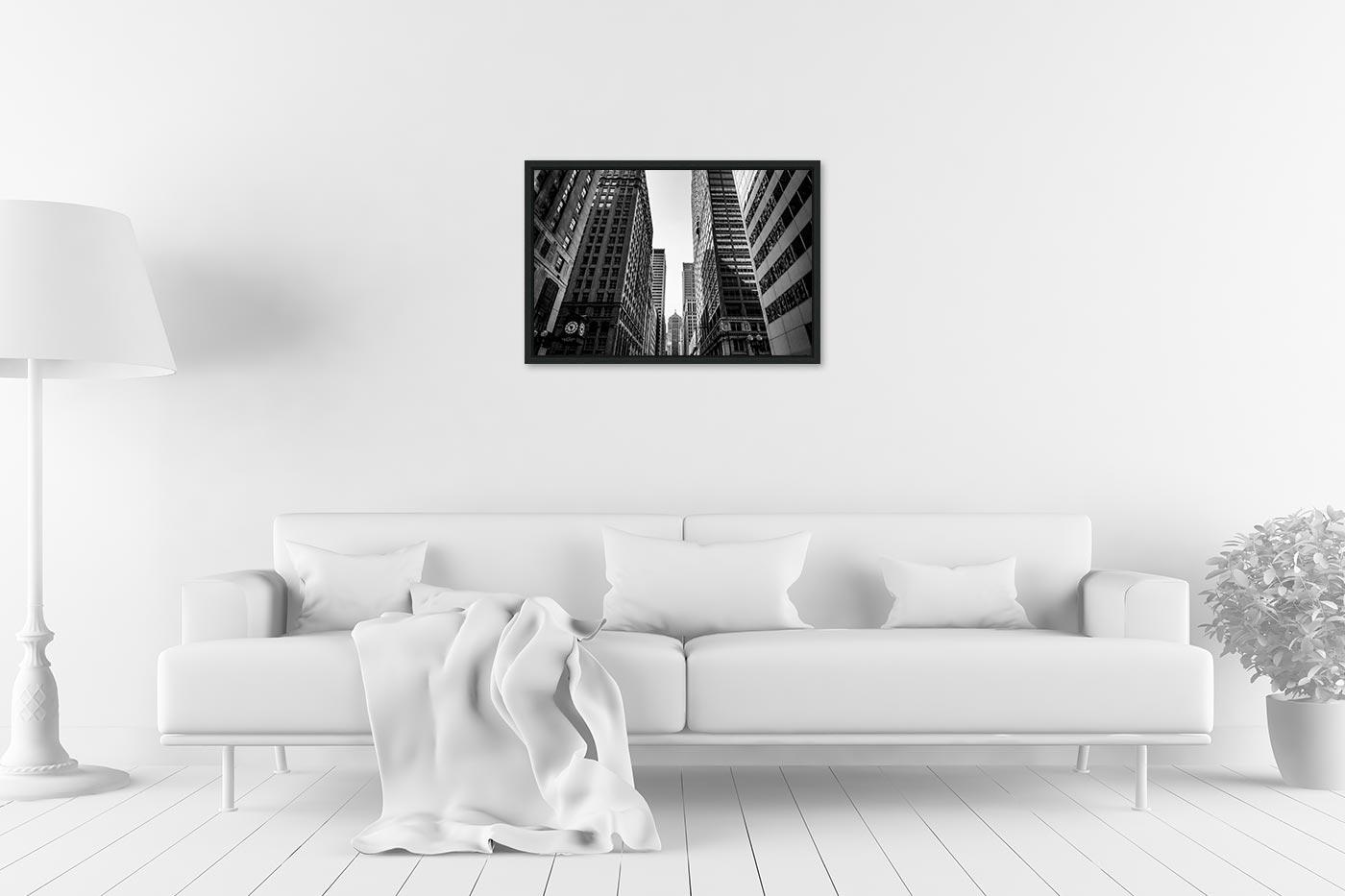 Caisse americaine 40x60 Clock Buildings