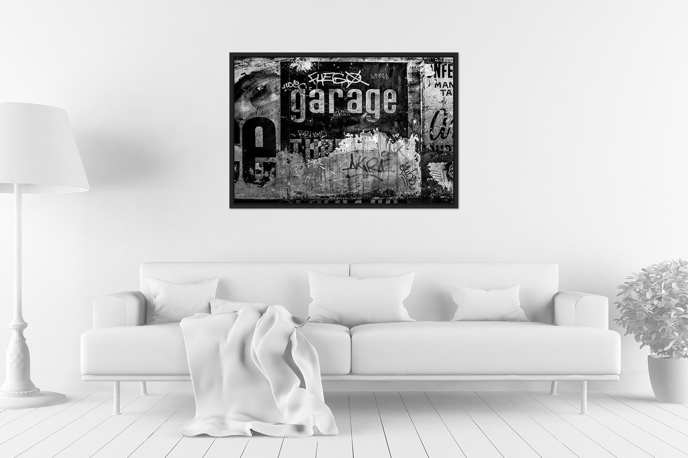 Caisse americaine 60x90 Garage