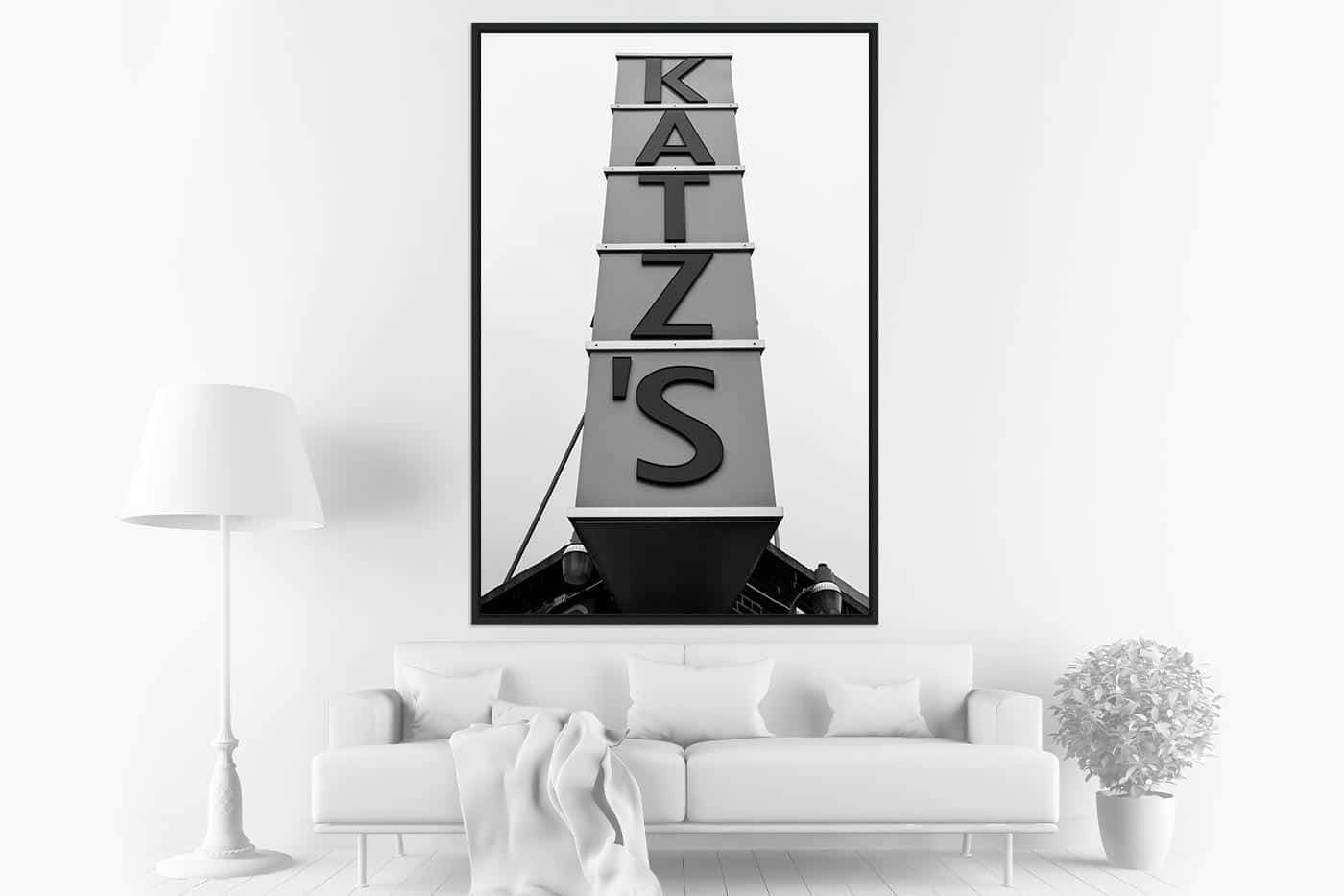 Caisse americaine 80x120 Katz's