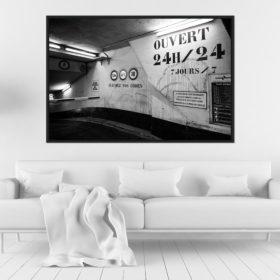 Caisse américaine 80×120 : 990€