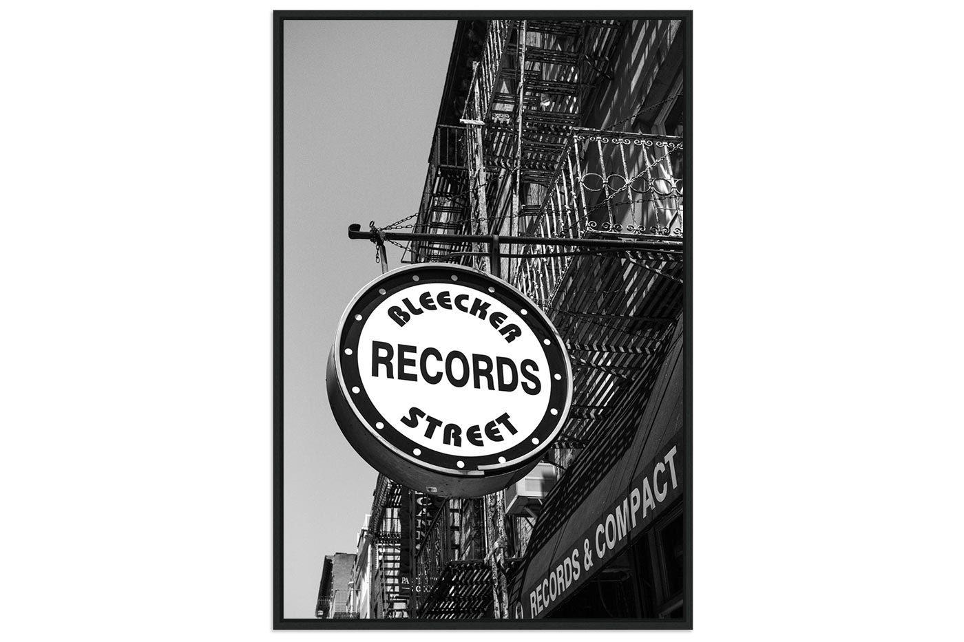 Caisse americaine Bleecker Records