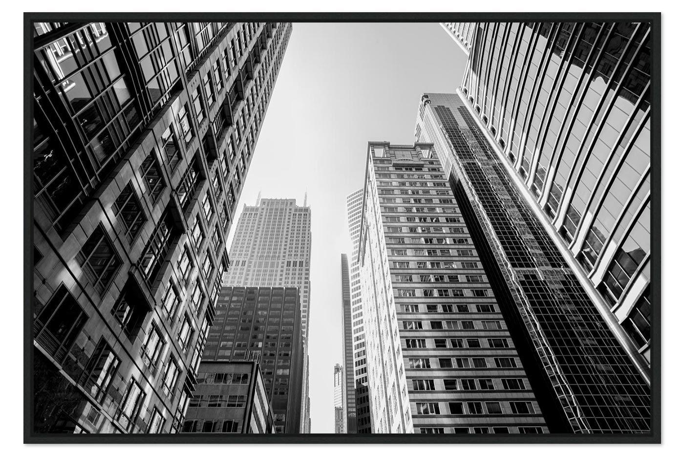 Caisse americaine Buildings Chicago