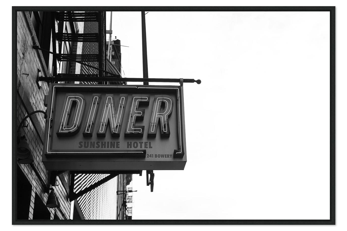 Caisse americaine Diner