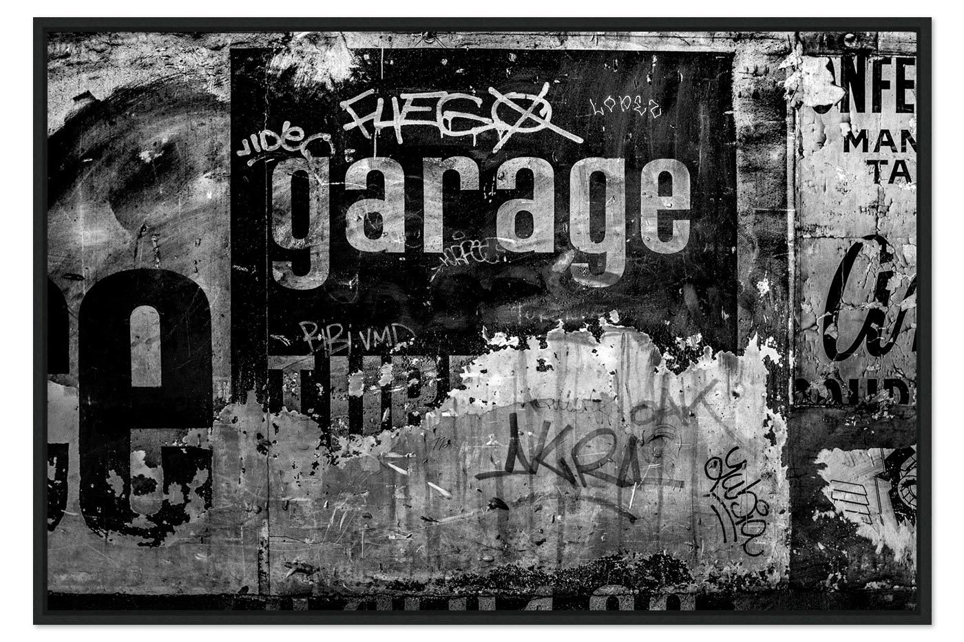 Caisse americaine Garage