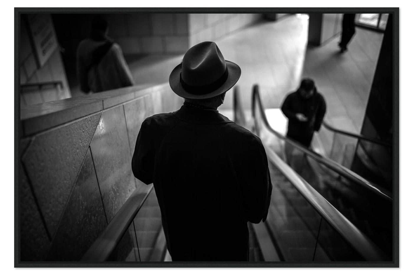 Caisse americaine Hat Man