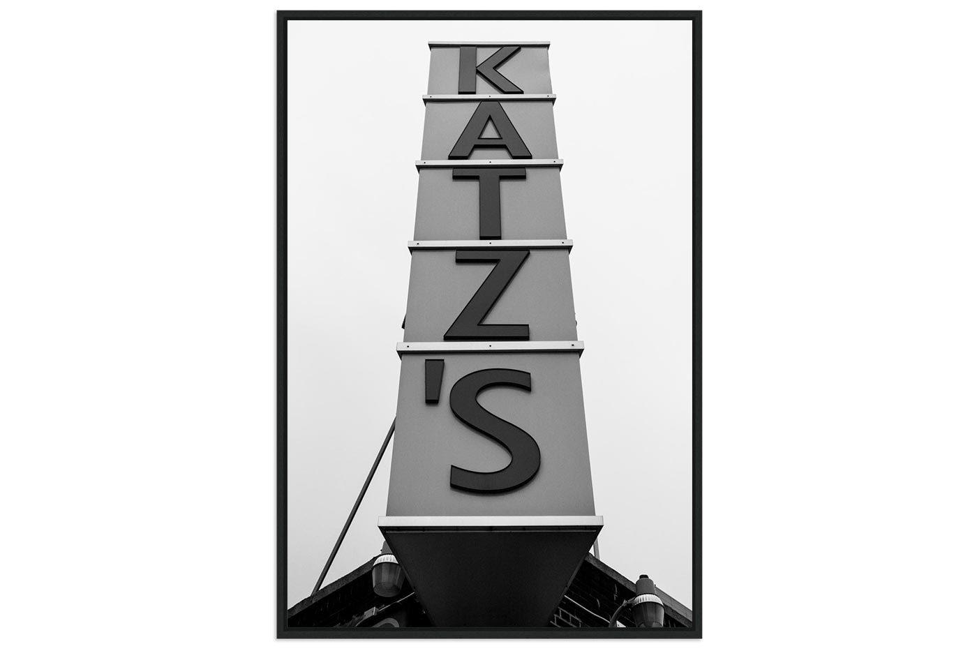 Caisse americaine Katz's