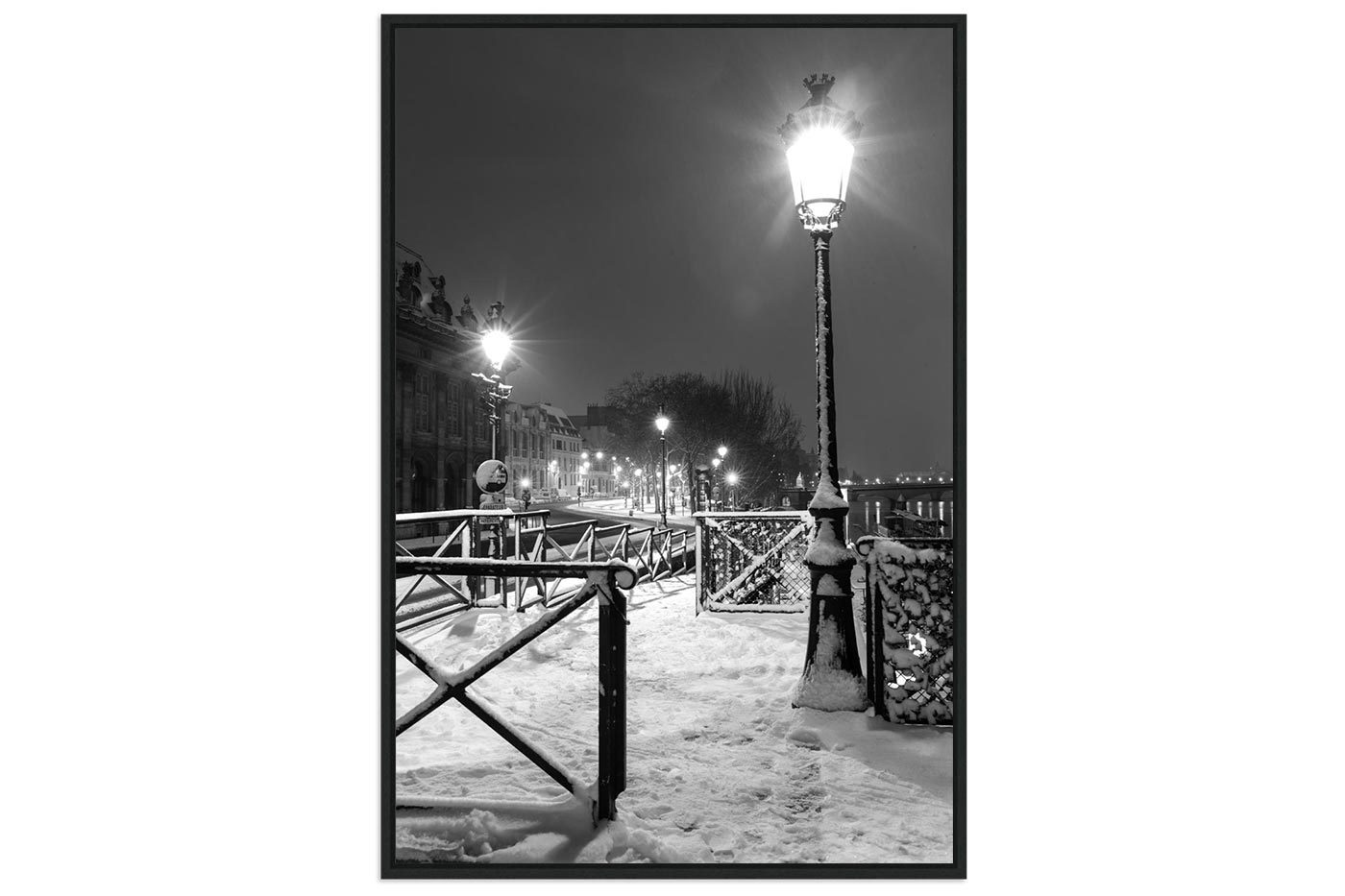 Caisse americaine Light in Snow