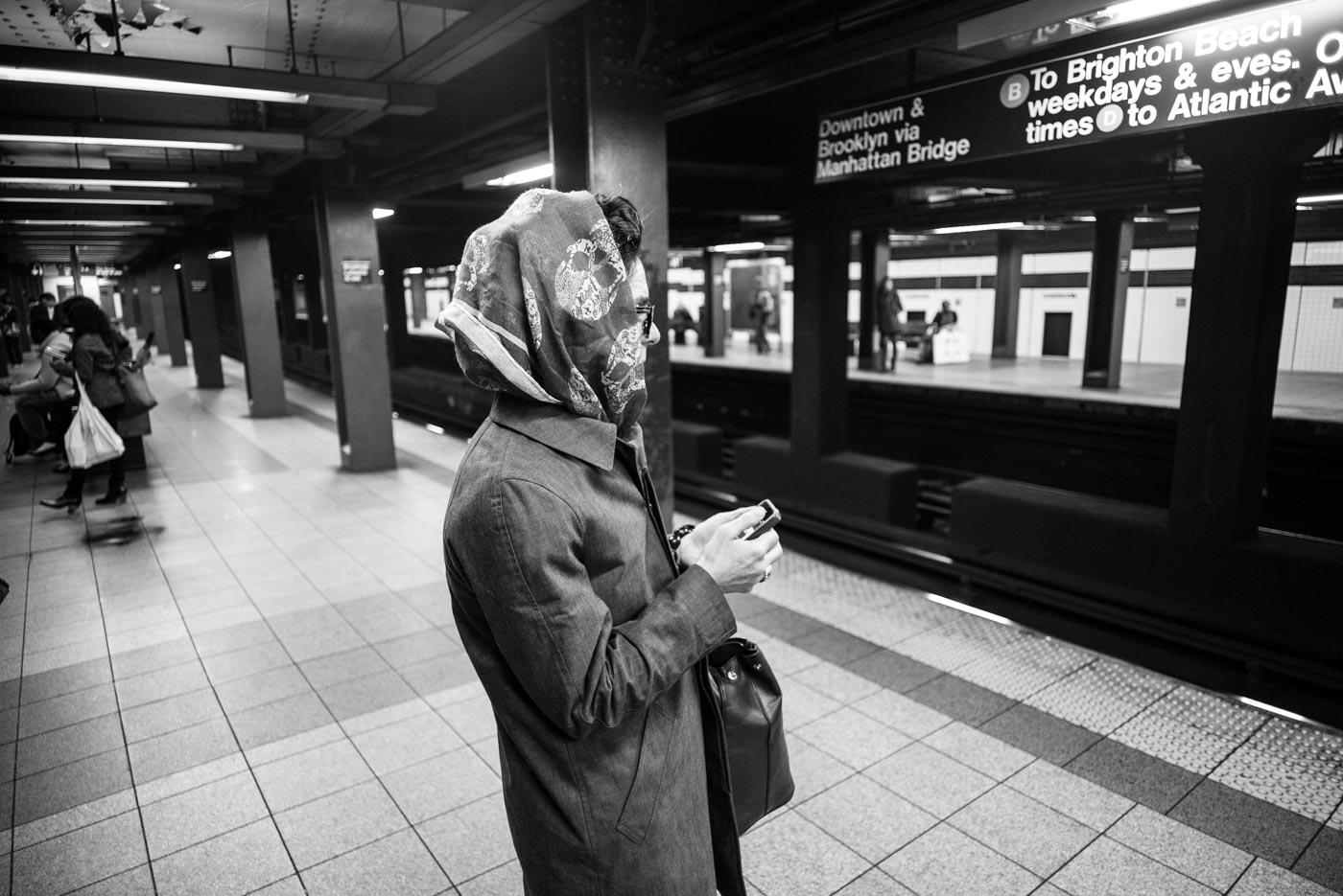 Lady Subway