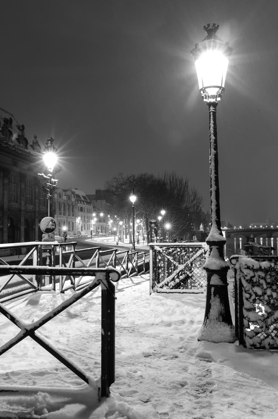 Light in Snow