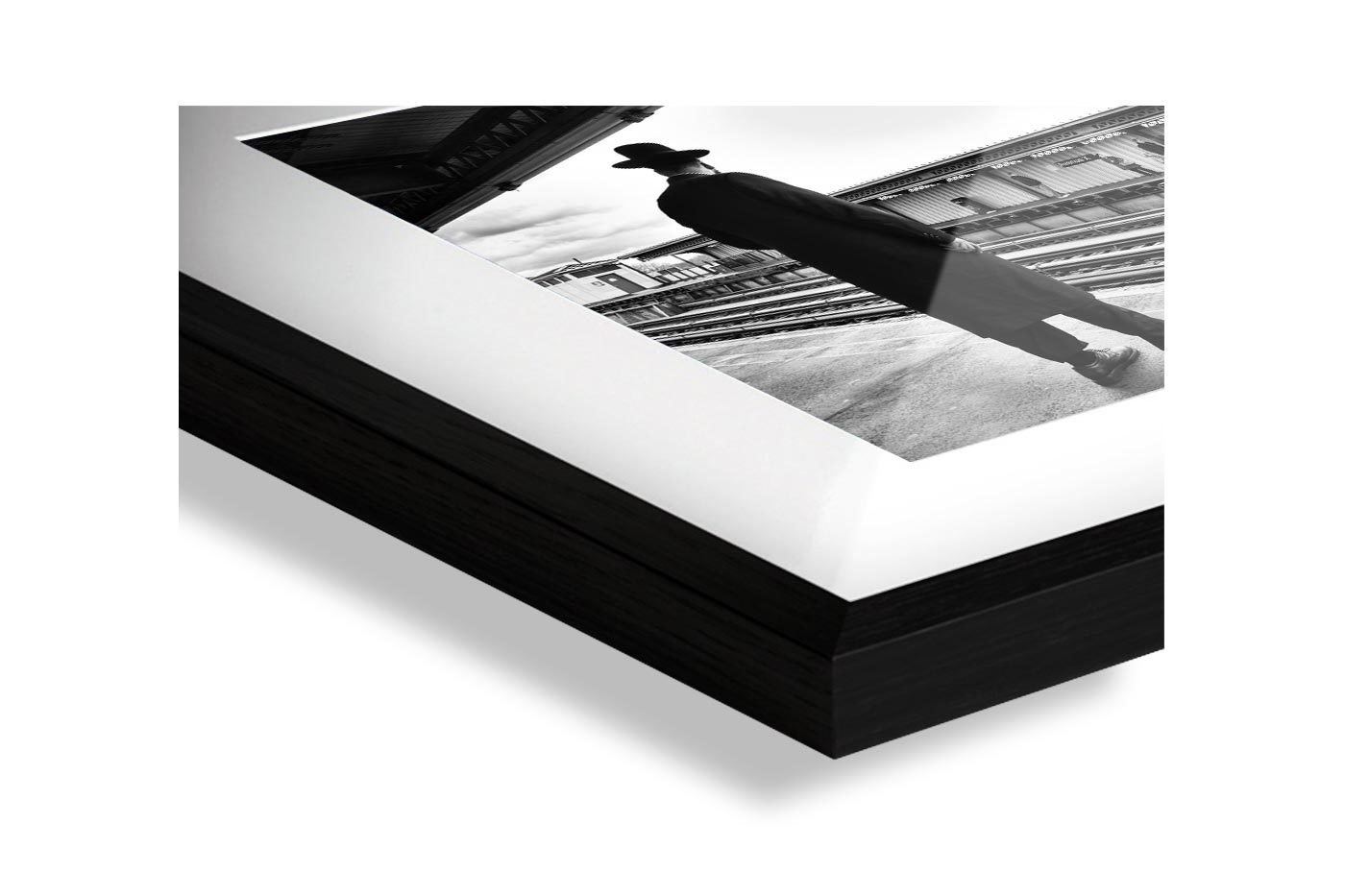 Profil cadre galerie Avenue X