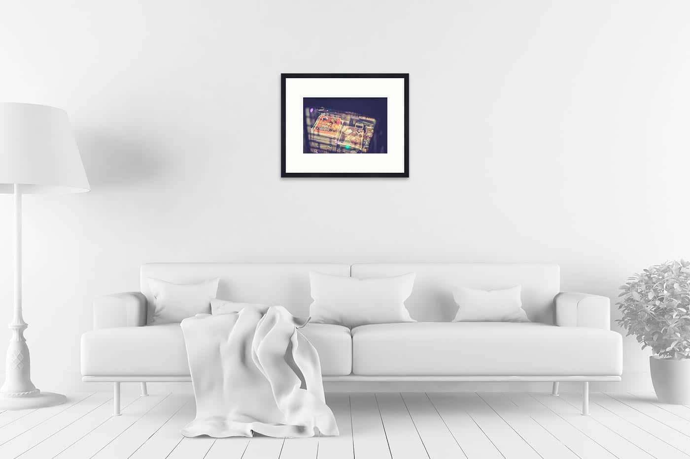 Cadre galerie 40x50 Bollywood