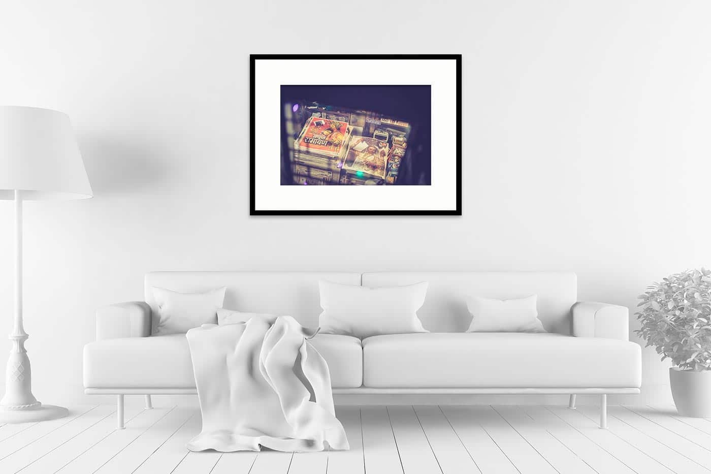 Cadre galerie 60x80 Bollywood