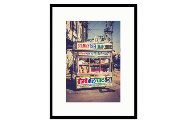 Gallery frame Bombay Bhel Chat Centre