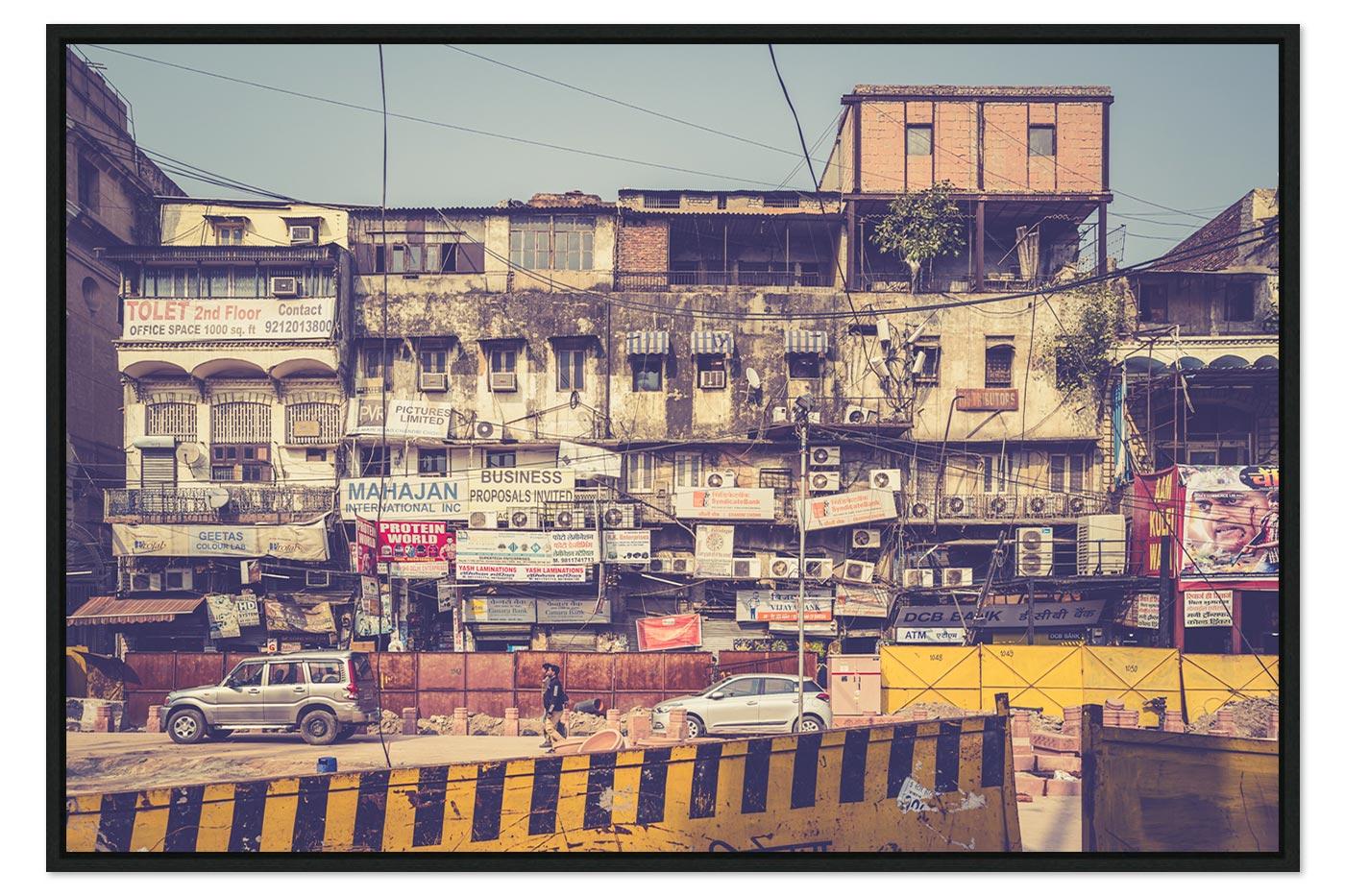 Caisse americaine Old Delhi