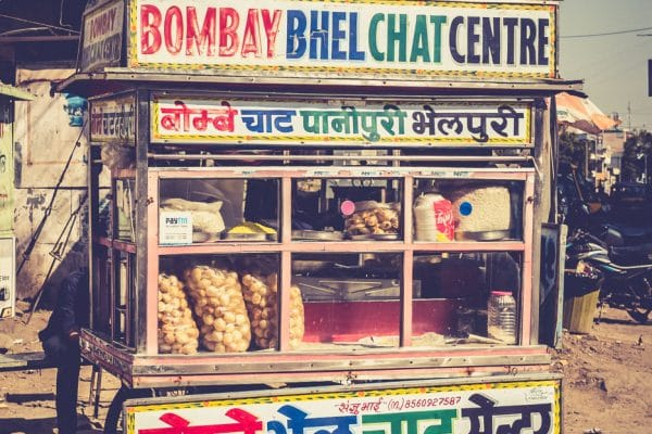 Bombay Bhel Chat Centre