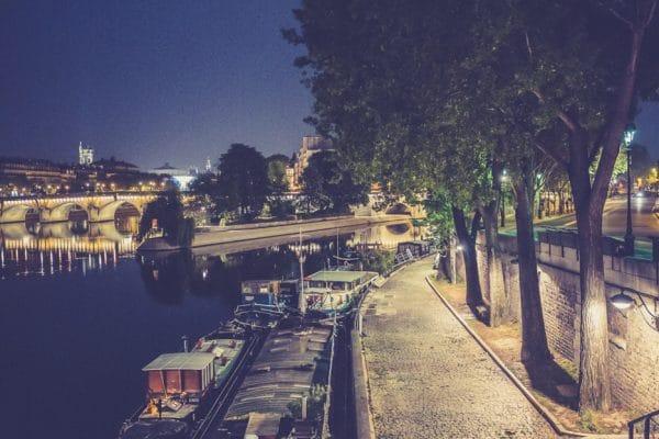 Paris 21H50