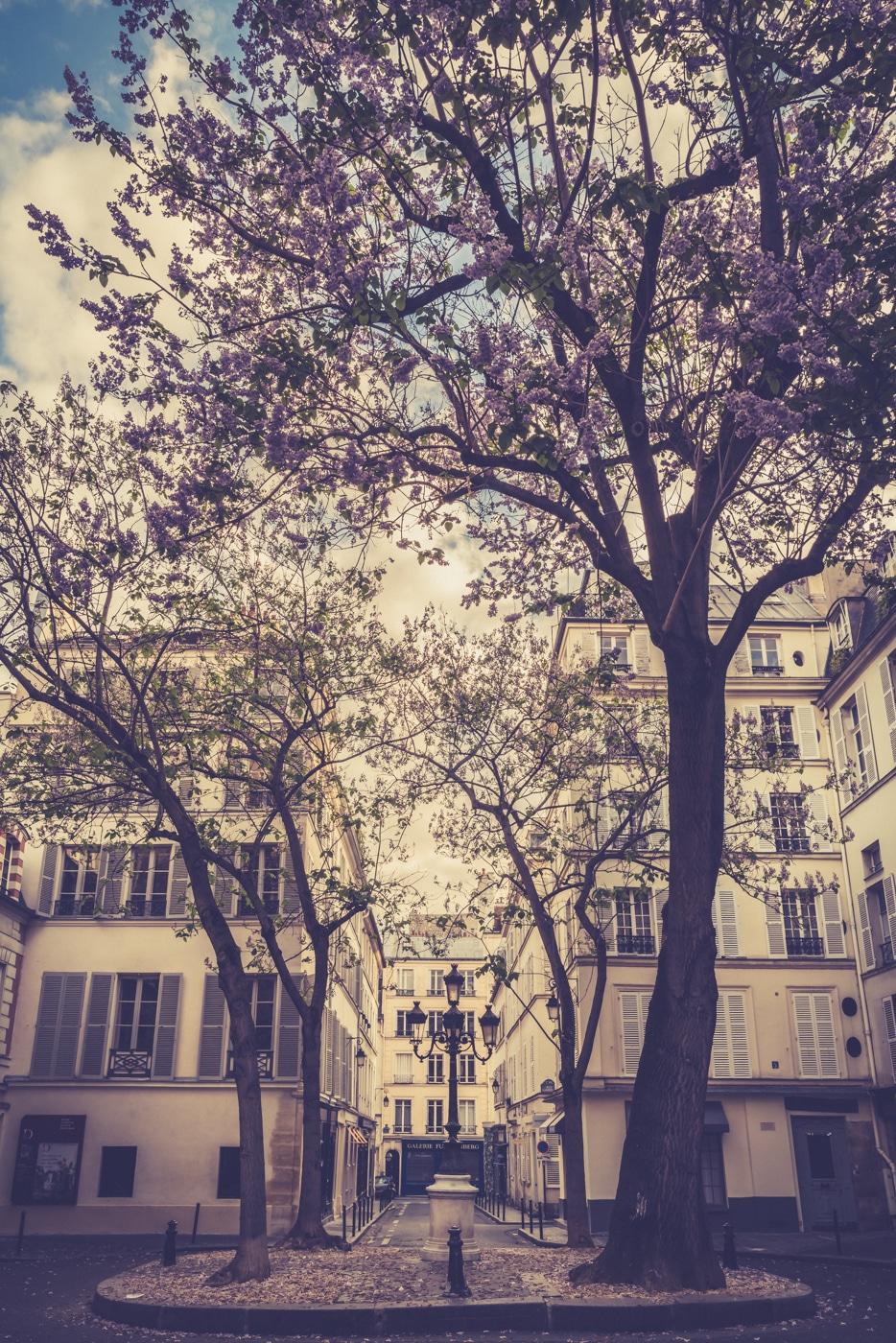 Paris 7H46