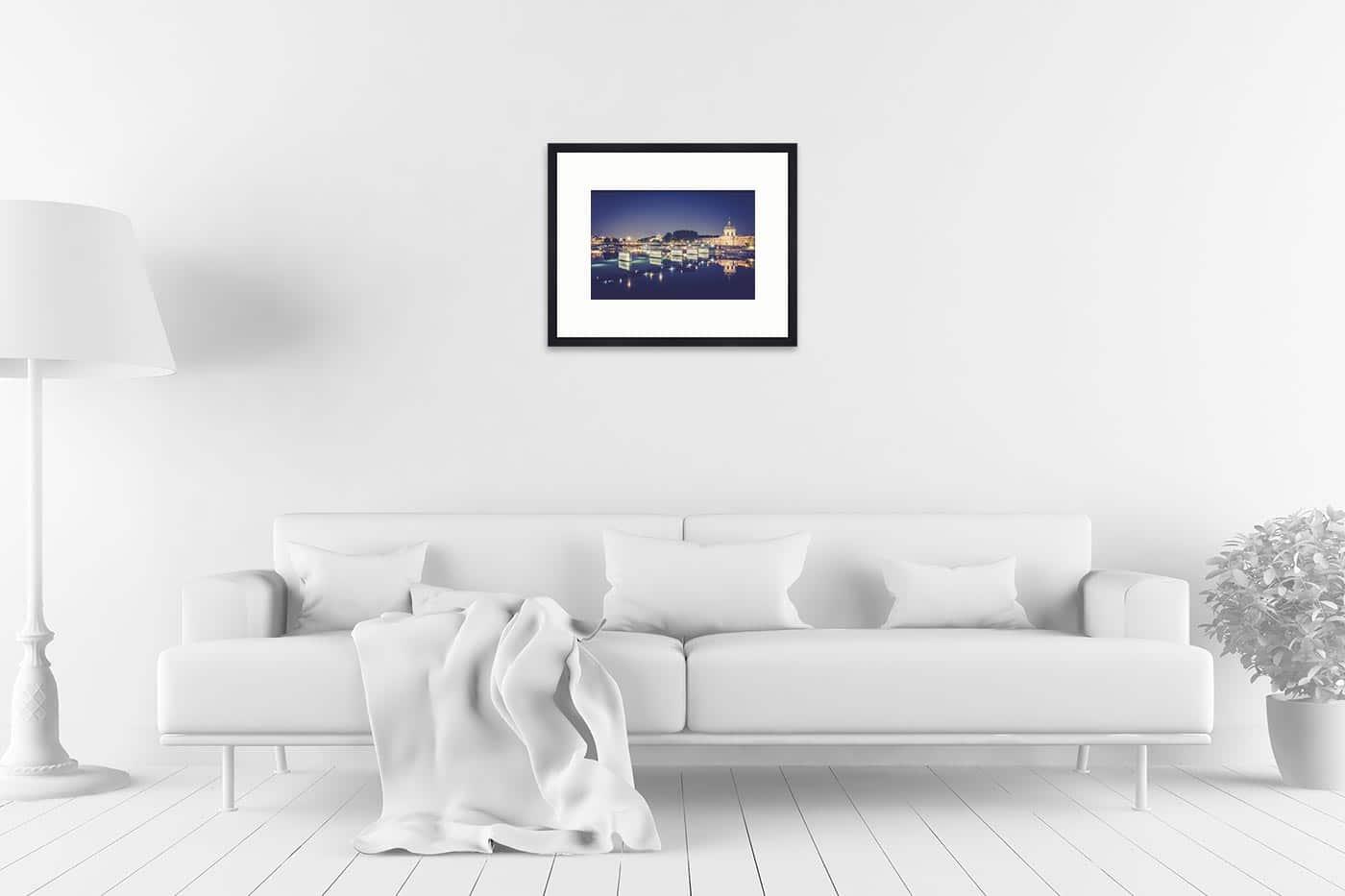 Cadre galerie 40x50 Paris 21H59