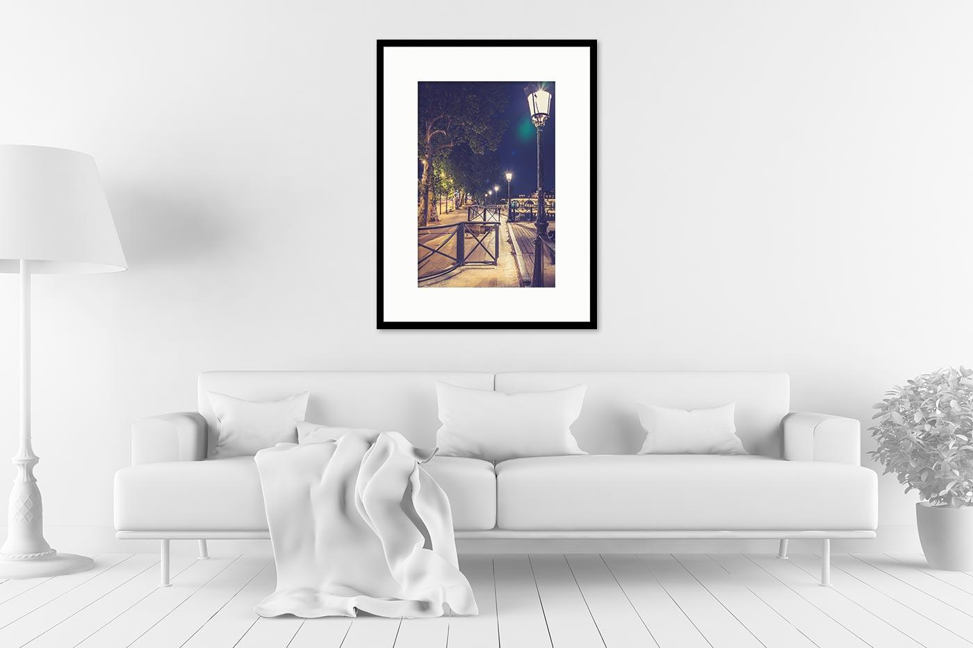 Cadre galerie 60x80 Paris 22H11