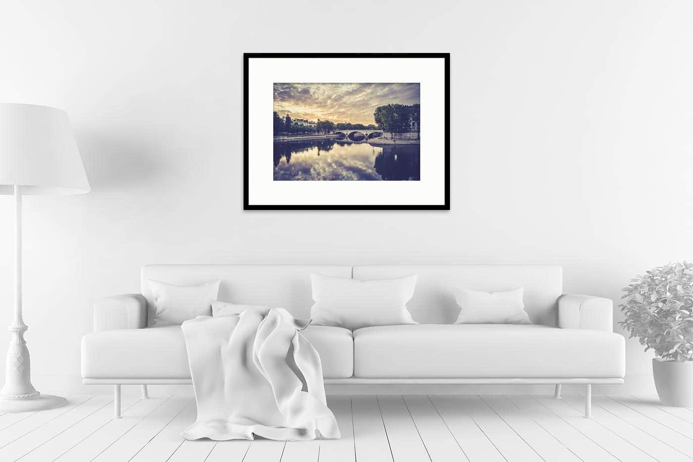 Cadre galerie 60x80 Paris 6H52