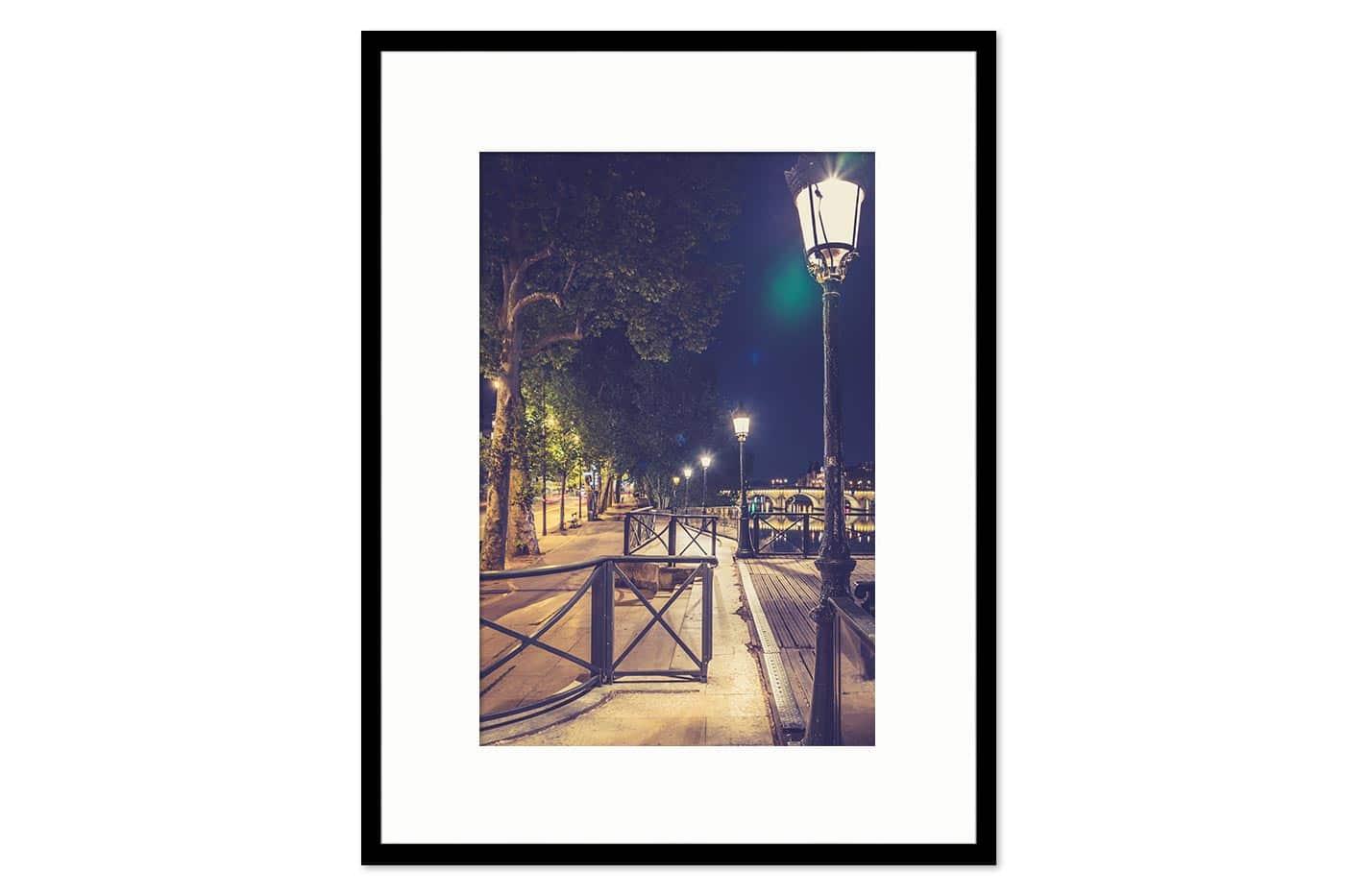 Cadre galerie Paris 22H11